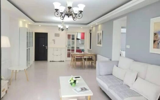 Modern Apartment in West Nanjing Road Area HAO Realty Shanghai HAOLC093081