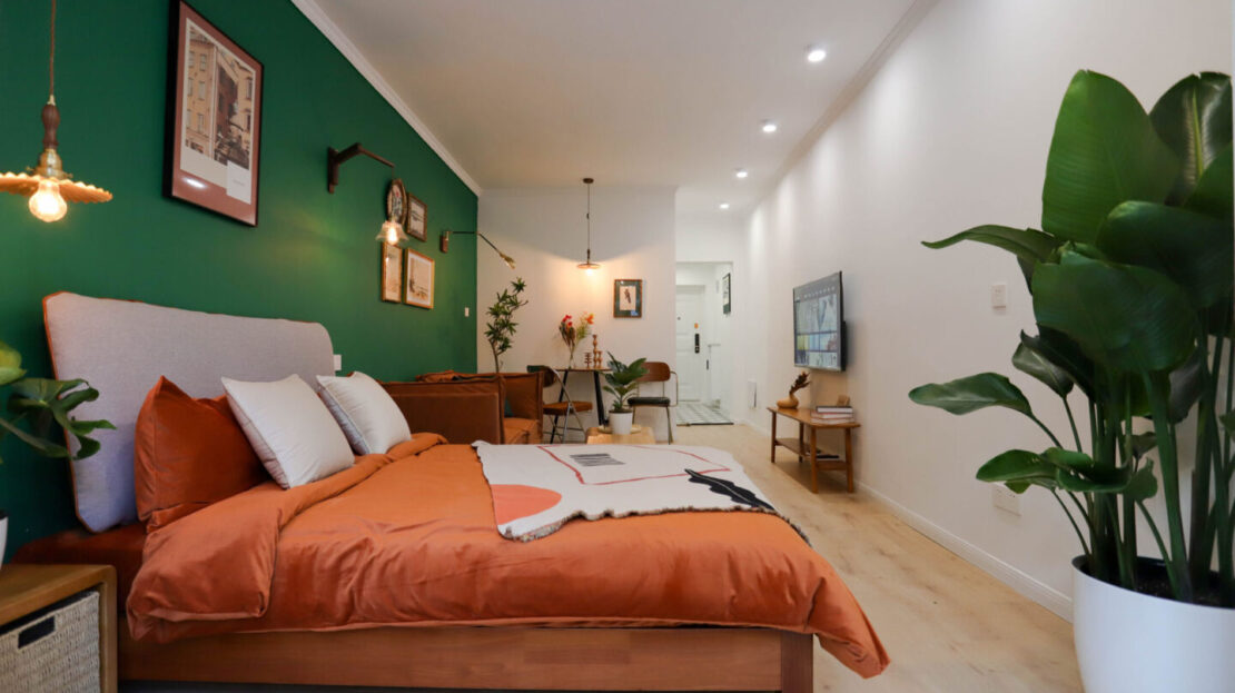 Renovated Apartment in Jing'an Temple Area HAO Realty Shanghai HAOLC091466