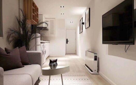 Renovated Apartment in Zhongshan Park Area HAO Realty Shanghai HAOSH090358
